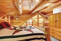 Green Log Cabin Homes