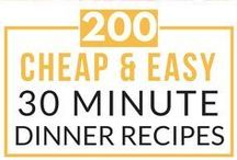 easy cheap recipes