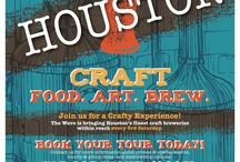 Tours in Houston / Best way to check out some of Houston's best breweries & hidden secrets!