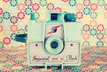 My soul... <3 Cameras / What I love <3