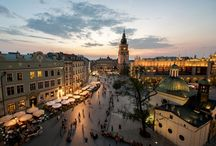 Many views of Cracow