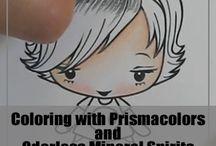 Prisma colouring