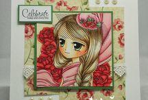 Art by MiRan cards I {heart}