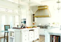Kitchen Love Fest / Old World, quirky, unique and Inspirational kitchen  designs / by Millie Rochon