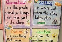 Third Reading Story Elements
