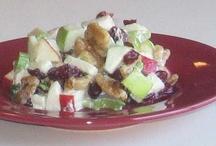 Salads / by Joan Ziegler