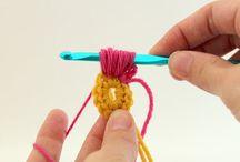 Crochet / Flower