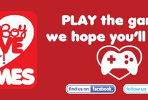 Oh Boy Love It Games / Fun games for you to Love!
