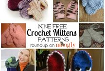 Crochet mittens and such / by Sarah Clinton