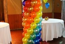 Balões - Topiarias