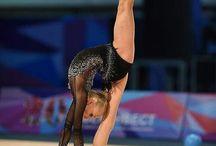 Rhythmic gymnastics Художественная гимнастика