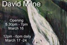 David Milne, Artist, Wellington, New Zealand, davidjwmilne@gmail.com