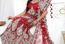 Designer Wedding Lehengas 2013