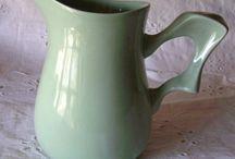 ANTONIA CAMPI Lavenia lattiera ceramica anni 50 pottery