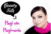 Beauty Talk / Beauty Bloggerinnen im Interview Beautyblogs Beautytalk