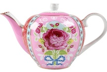 Teapots / by Alice Bloyd