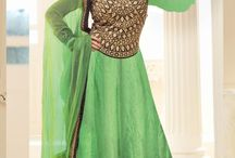 Anarkali Salwar Kameez / Eid Anarkali Salwar kameez in USA have taken the Indian fashion industry by storm. Discovered during the Mughal era, they have stood to change trends of fashion.Designers unleash their creativity with Anarkali suits  Parisworld.in