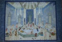 Aunty Harika Designs / www.harikakara.com  patchwork - örgü - dikiş - tasarım dekorasyon - süsleme