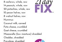 21 fix / by Lacey Braswell