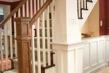 Entrance/ stairs/Etc / by M & M