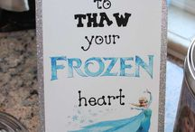 Frozen / by Hollie Yoder