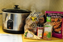 Crockpot Meals / by Lisa Bell Pierce