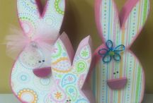 Thank you, Easter Bunny! / Easter ideas