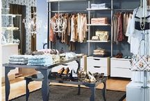 ♥ @ Walk inn closet