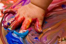 a festés sok színűsége