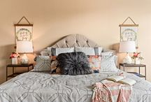 Bedrooms staged by Staging The Nest