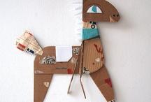 Horses &  other cuties! / by Kim Klikowicz-Wolak