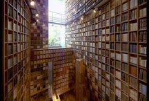 Interior/Library / by Alexandra Smith