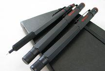 pencıl /  fountain pen