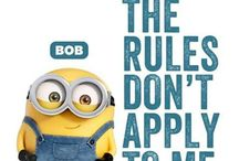 Minions Quotes / I love minions so that there quotes.. I know you all love them too..