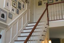 Hall & Stairs / by Amy Cullinane
