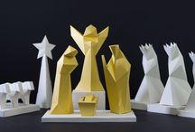 Papierfalten, Origami / Papier falten, Origami