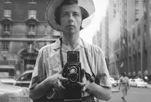 Vivian Maier American Photographer / Black and white