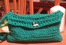 Crochet / Mis trabajos en trapillo