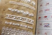 Stickerei+Perlen