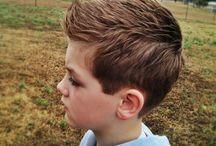 Ty's hair
