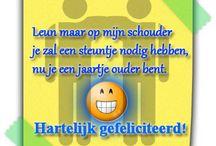 Leuke verjaardagsgedichten / Leuke verjaardagsgedichten voor alle leeftijden van www.verjaardag-gedicht.nl/