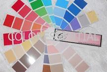 Color fan book