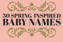 Baby Names / Best baby names from different percepectives