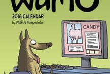 2016 Comics Calendars / by GoComics