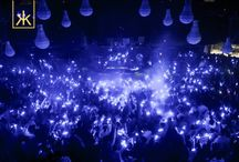 TIESTO XyloBands Las Vegas / TIESTO XyloBands light up each guest