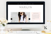 lay-out blog