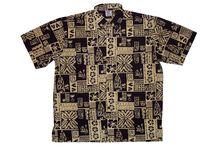 Rum Reggae / Button Up Cotton Shirts