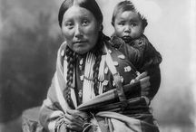Our Nations First People / Portraits of Native Americans / by Agusta Oakgrove
