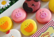 Macarons :)