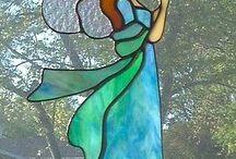 glasspainting uvefestes